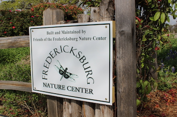 Fredericksburg, Texas Nature Center and Pollinator Gardens